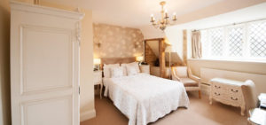 Classic room Rushton Hall