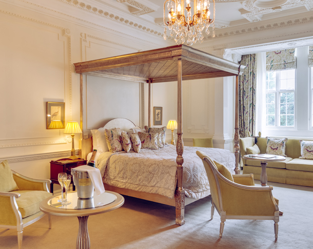 Hotels in Northamptonshire | Luxury Hotels Midlands | Rushton Hall