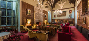 Great Hall Rushton Hall