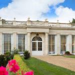 Orangery exterior Rushton Hall