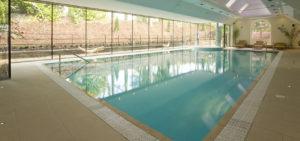 Swimming pool Rushton Hall