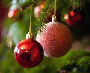 Christmas Rushton Hall