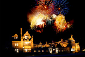 Rushton Hall Fireworks