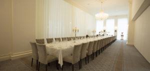 Orangery Meetings The State Room Rushton Hall