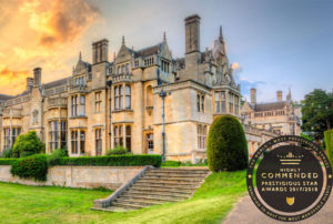Rushton Hall Awards
