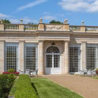 Orangery Exterior Weddings Rushton Hall