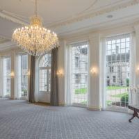 Orangery Interior Wedding Rushton Hall