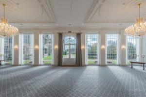 Orangery Weddings Rushton Hall Interior