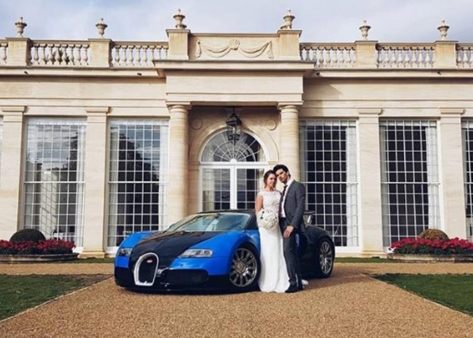 Wedding Venues Northamptonshire Midlands Rushton Hall