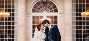 married couple orangery