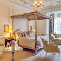 Rushton Hall Hotel Rooms