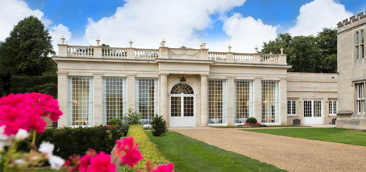 The Orangery Rushton Hall